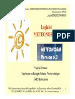 FCPV02 MétéoNorm