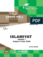 ISLAMIYAT_O-LEVEL_PAPER-1_NOTES.pdf
