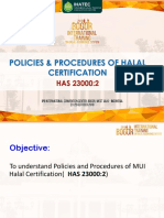 6. Policy and Procedure of Halal Certification_2018.pdf