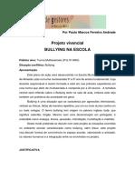 Projeto Bullying 1