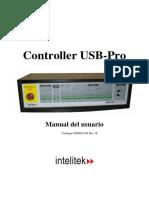 Controller USB Pro