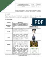 Programa Prevencion y Proteccion Contra Caida en Alturas
