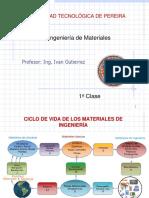 Clase 1 Generalidades de Los Materiales.ppt
