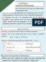 CH 4 Estimation.