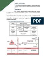 Qué Es Salud Publica Según La OPS PDF