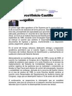 Curriculum VitaeMVCM