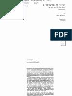 Worsley, Peter - El Tercer Mundo. Una Fuerza Vital en Los Asuntos Internacionales
