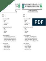 Soal Pre Test Dan Post Test Dbd