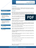 The Job Interview-copy