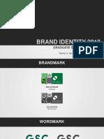 Brand Identity GSC
