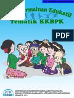 Aneka Permainan Edukatif Tematik KKBPK