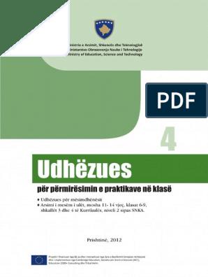 Udhezues per permiresimin e praktikave ne klase pdf