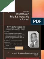 Presentación Tdc 2.0