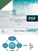 gobierno electrónico en Chile