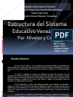 Sistema Educativo Venezolano