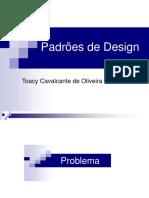 Padrões de Design de Software