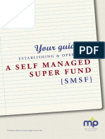 Your Guide to Establishing and Operating an SMSF