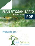 Plan Fitosanitario Control Biologico de Trips