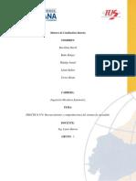Informe 6 Reconocimiento y Comprobaciones Del Sistema de Encendido.