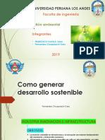 Como Generar Desarrollo Sostenible