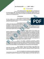 Modelo de RD - Reconocimiento IIEE EIB-EI Rsm