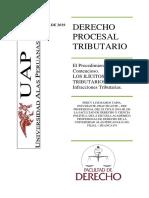 Percy - Exposición - Derecho Procesal Tributario