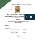 Informe TRISACETILACETONATOALUMINIO(III), [Al(acac)3] síntesis - caracterización