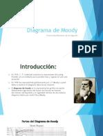 Diagrama de Moody Diapositivas
