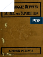 Lewis - Struggle Between Science and Superstition (1916)