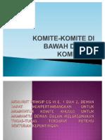 8. Komite Di Bawah DK