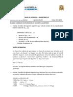 Ejercicios de Análisis Asintotico - Algorítmica III