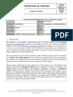 Fdoc-088_plandecurso Hria. de La Lengua Española