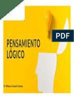 Organizacion de La Informacion - Pensamiento Logico