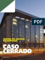 Perfil centro de justicia Santiago