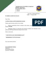 Surat Pelantikan Pentaksir Pbs