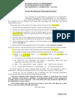 Summer Project guidelines & FNPR Format.doc 2019-1.doc