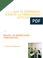 fibronolisis