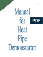 Heat Pipe Demonstrator Manual.doc