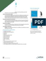 folleto técnico