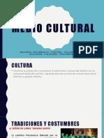 Medio Cultural - Aspecto Social