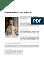 Las Iglesias Bizantinas y el Rito Bizantino (III).pdf