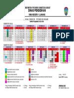 Kalender Pendidikan SMAN 1 Lunang 2019-2020