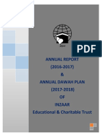 Annual Report Inzaar