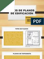 Planos de Edificacion Ppt