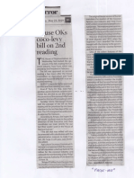 Business Mirror, May 23, 2019, House OKs coco-levy bill on 2nd reading.pdf