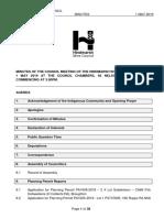 Hindmarsh Shire Council 2019/20 Draft Budget
