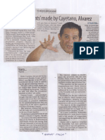 Manila Standard, May 23, 2019, Sara bares threats made by Cayetano, Alvarez.pdf