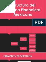 Estructura Del Sistema Financiero Mexicano MARIA