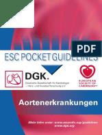 2015 ESC Aortenerkrankungen