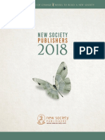New Society Publishers 2018 Fall Catalog
